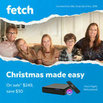 Fetch Mighty $224.10 / Fetch Mini $94.05 (Refurb) Delivered @ Fetch eBay