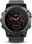 Garmin Fenix 5x Saphire Smartwatch $553.65 + 2000 Points Delivered @ Qantas Store