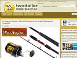$50 for $100 spend at Pro Angler Fishing store Paramatta NSW