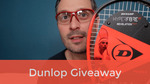 Win Dunlop Squash Pack from Squash Source