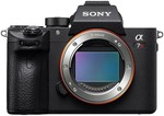 Sony A7R III Mirrorless Camera - Body Only $2799 Delivered @ Centre Com
