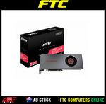 MSI RADEON RX 5700 8G $455.20 Delivered @ FTC Computers eBay