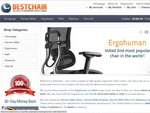 Bestchair Apology - Ergohuman Office Chair $550 with coupon