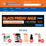 10% off Online Only + Free Shipping over $50 Order @ Good Price Pharmacy