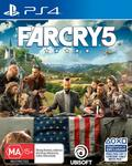[PS4] Far Cry 5 $15 + Delivery (Free with Prime/ $39 Spend) @ Amazon AU