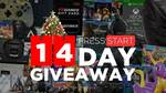 Win a Share of $6,000 Worth of Gaming/Tech Prizes from PressStart