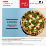 [NSW, QLD] Pastaport (Lifetime Supply of Pizza, Pasta & Salads) $399 or 10 Fortnightly $50 Payments ($500) from Fratelli Fresh