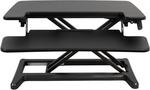 Xframe Sit Stand Desk Riser + Standsoft Anti Fatigue Mat $149 Delivered @ Ausergo