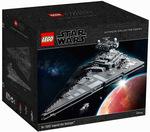 LEGO 75252 Star Wars Imperial Star Destroyer + 10714 Blue Baseplate $834.74 Delivered @ Myer