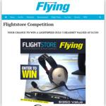 Win a Lightspeed Zulu 3 Headset Valued at $1350 from Australian Flying