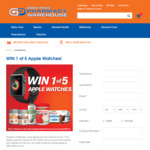 Win 1 of 5 Apple Watches Valued at $319 from Good Price Pharmacy