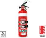 Fire Extinguisher 1kg $16.99, Fire Blanket $6.99 @ ALDI (Fire Extinguisher 1kg $16.89, Fire Blanket $6.94 @ Bunnings)