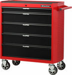 50% off ToolPRO Edge Series Tool Cabinet, 5 Drawer, 36 Inch - $384.50 (was $769) @ Supercheap Auto