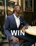 Win a Royal Blue Suit Worth $298 from Jack London