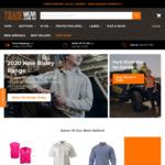 Free Shipping on All Bisley Workwear @ Trade Wear