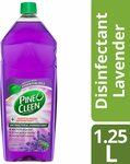 Pine O Cleen Antibacterial Disinfectant Liquid 1.25L, Lavender $5 + Delivery ($0 with Prime/ $39 Spend) @ Amazon AU