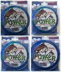 50% off Braid Fishing Line 1200M 20lb/30lb/40lb/50lb BLUE $38 Free Shipping @ Bait Tackle Direct via eBay