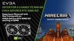 Win an EVGA GeForce RTX 2060 KO from EVGA