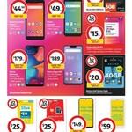 Telstra Samsung Galaxy A20 $179 @ Coles