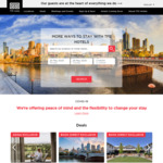 40% off The Fully Flexible Rates at TFE Hotels in Australia or New Zealand