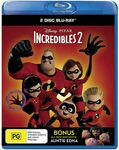 Incredibles 2 (Blu-Ray) $6.21 + Delivery (Free with Prime) @ Amazon AU