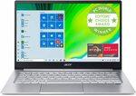 Acer Swift 3 Ryzen 7 4700U 8GB LPDDR4 512GB NVMe SSD Wi-Fi 6 US$768.37 / A$1,075.57 Shipped @ Amazon US