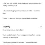 CommBank Rewards: $10 or $50 Cashback with $50, $75, $100 or $500 Spend @ JB Hi-Fi