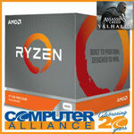 [eBay Plus] AMD Ryzen 9 3900X 3.8 Ghz 12-Core AM4 Processor $746.10 Delivered @ Computer Alliance via eBay AU