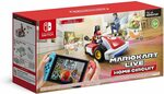 [Switch, Pre Order] Mario Kart Live: Home Circuit (Mario/Luigi Sets) $112.47ea Delivered @ Amazon AU