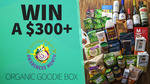 Win 1 of 2 Organic Product Boxes Worth $304.68 from Seven Network