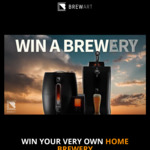 Win a BrewArt System Worth $1,650 from Coopers Brewery