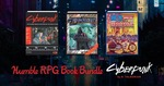 [eBook] Cyberpunk RPG Bundle from Humble Bundle - $21.02 (Full set)