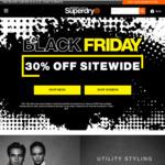 Black Friday Superdry Sale - 30% off Storewide @ Superdry Online & in Store