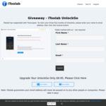 [Windows] iToolab UnlockGo (Unlock iPhone) - Free 3 Months Access (Was $39.95) @ Itoolab