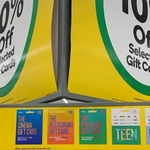 10% off Selected Gift Cards (Teen, Him, Her, Restaurant & More) $100 Value @ Woolworths