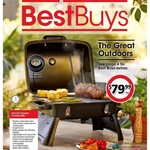 Gasmate Voyager Portable Gas BBQ for $79.99 @ Coles Best Buys (Selected Stores)
