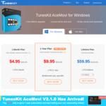 [PC, Mac] AceMovi V2.1 1-Year Full License for US$9.95 (Originally $59.95) @ TunesKit