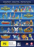 Digimon: Digital Monsters 20th Anniversary Collection DVD $107.56 Delivered @ Amazon AU