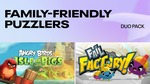[PC] Oculus - Family-Friendly Puzzlers (Angry Birds VR: Isle of Pigs + Fail Factory) - $22.99 (was $30.98) - Oculus Store
