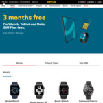 Optus: First 3 Months Free - Month-to-Month Data Plans (e.g. 150GB $50 Per Month Free for First 3 Months)