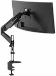 """BlitzWolf BW-MS2 Monitor Stand with Pneumatic Arm 32"""" US$34.19 (~A$45.09) Shipped @ Banggood AU"""