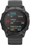 Garmin Fenix 6X Pro GPS Watch $624 + Delivery @ Harvey Norman
