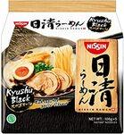 Nissin Instant Ramen (5pk) Kyushu Black Garlic, Hokkaido Miso $5.95 Each + Shipping ($0 with Prime/ $39 Spend) @ Amazon AU