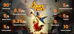 [PC, Steam] It Takes Two $37.46 (Was $49.95) @ Steam