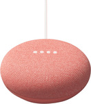 Google Nest Mini (Coral) $35.10 + Delivery (Free C&C) @ The Good Guys