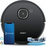 Ecovacs DEEBOT OZMO920 Robotic Vacuum Cleaner, 2-in-1 $499 Delivered @ ECOVACS Amazon AU