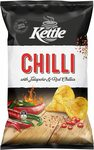 Kettle Chilli Potato Chips, 12x 175g $27.84 ($25.06 S&S) + Delivery ($0 with Prime/ $39 Spend) @ Amazon AU