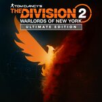 [PS4] The Division 2 - Warlords of New York Ultimate Edition $37.48 (Was $124.95) @ PlayStation Store