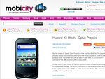 Huawei X1 Android Smartphone - Optus Prepaid. Only $29 after Sharing Discount + $17.95 Delivery