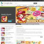 Bonnie's Brunch Free Today on Android (Rated 4.5)